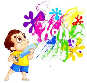 Colorful Holi Images