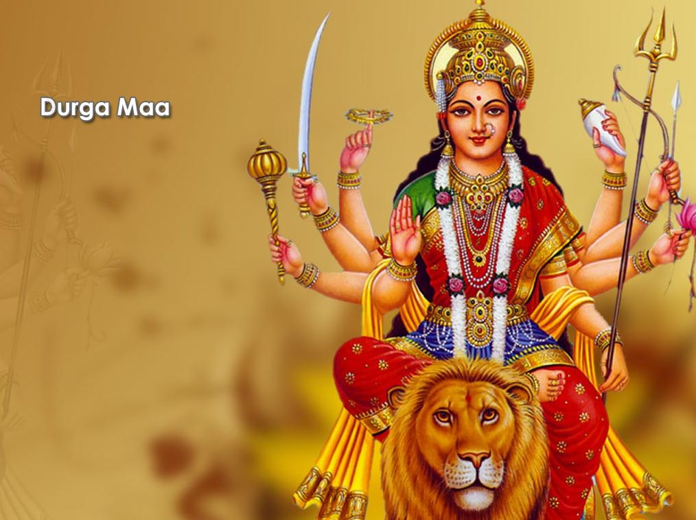 Durga Maa HD Photo