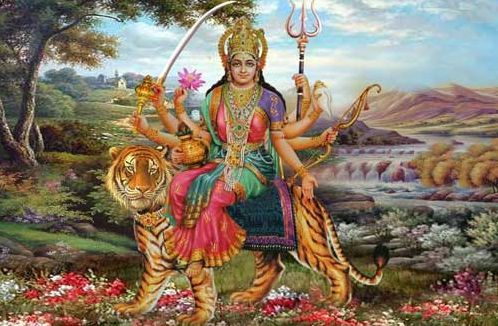 Durga Maa Photo for Navratri