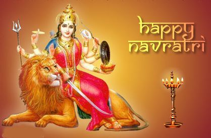 Durga Mata Navratri Image for Whatsapp