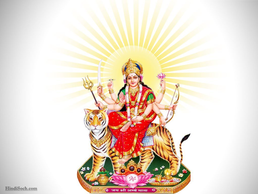 Durga Mata Photos HD