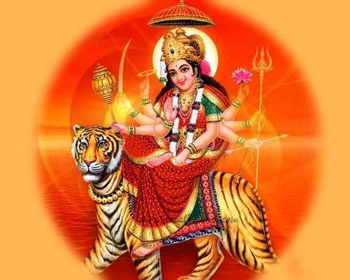 Durga Matha Images