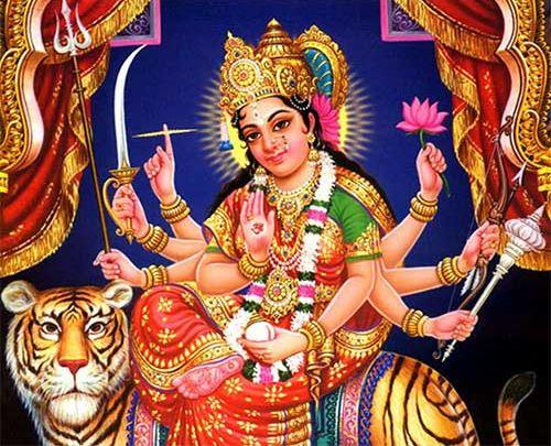 Durga ji Photo