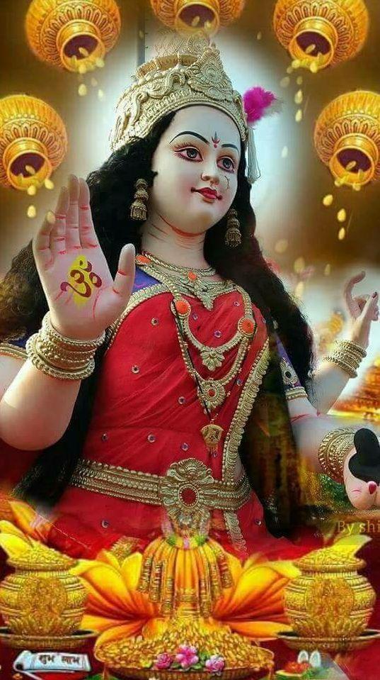 Goddess Durga Maa Pictures