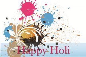 Happy Holi Messages Photos
