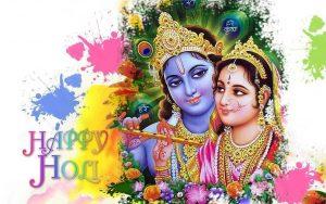 Hare Krishna Photos on Holi
