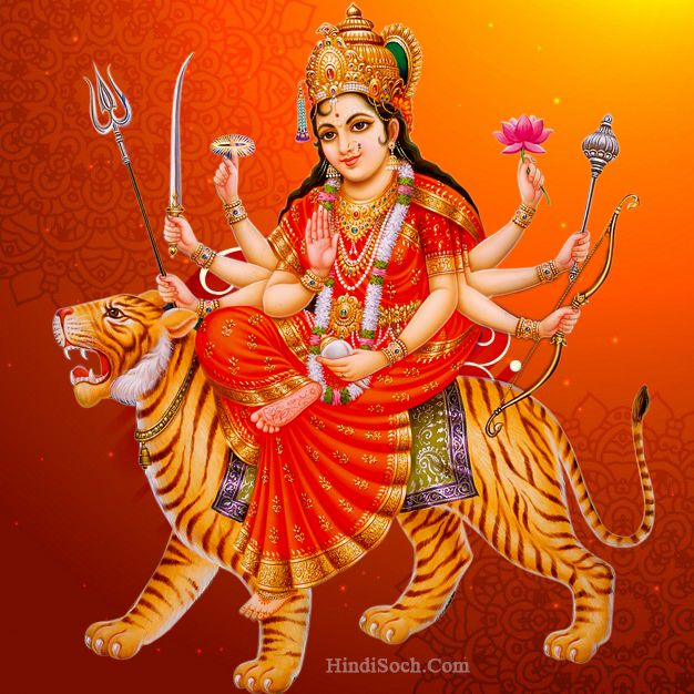 Hd Durga Wallpapers