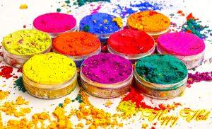 Holi Colors Photos