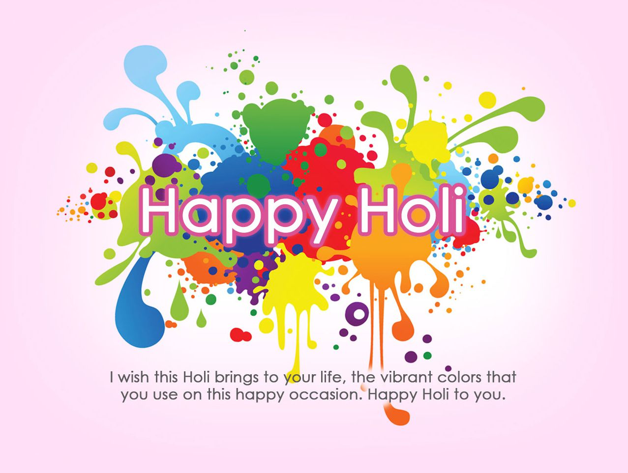 Happy holi images hd in hindi wallpapers photos pictures holi greeting hd image kristyandbryce Image collections