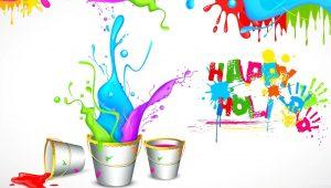 Holi Ke Rang Color Photo