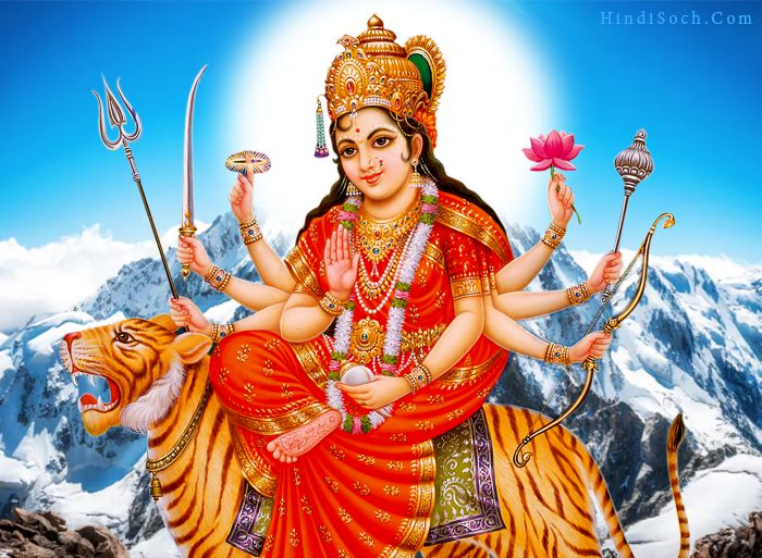 Latest Maa Durga Wallpaper Free Download 2021
