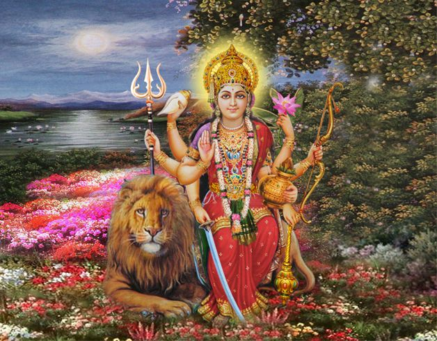 Maa Durga Pic