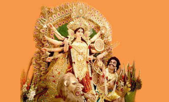 Maa Durga Shakti Roop