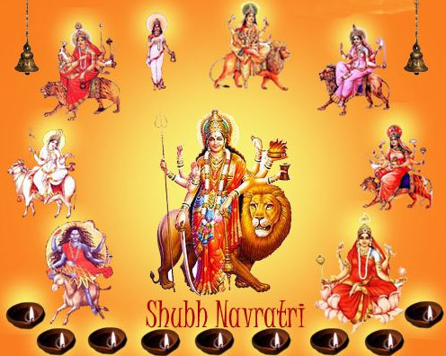 Navratri Puja Pictures