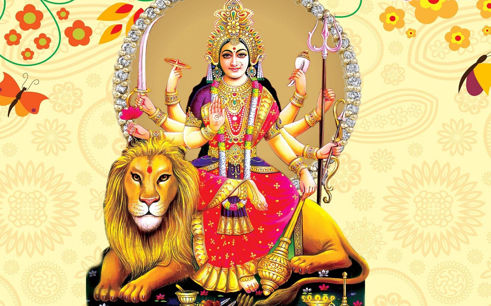 Photo of Maa Durga HD