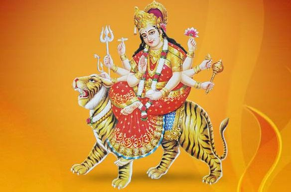 Picture of Maa Durga for Whatsapp