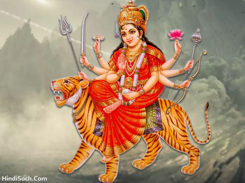 Shri Ambe Maharani Maa Durga Images