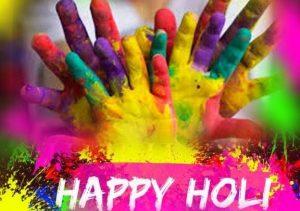 Wish You Happy Holi Wallpaper