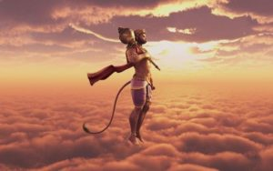 Animated Hanuman Ji Pics and Wallpaper