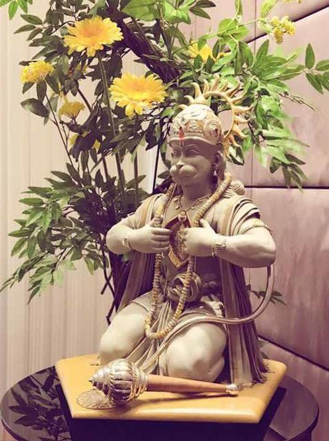 Bajrangbali Hanuman Image