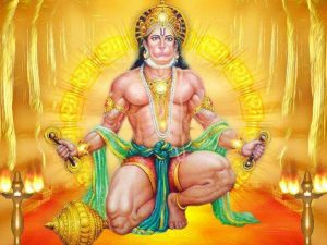 God Hanuman Photo