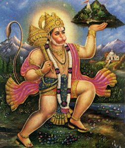 God Hanuman Wallpaper for Mobile