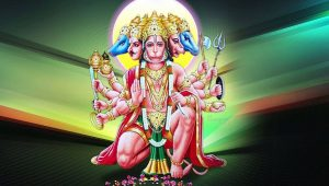 HD Panchmukhi Hanumana Pictures