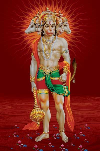 Jai Hanuman Best Hanuman Ji Photos of Pavan Putra Hanuman