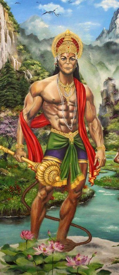 Jai Hanuman Pictures for Whatsapp
