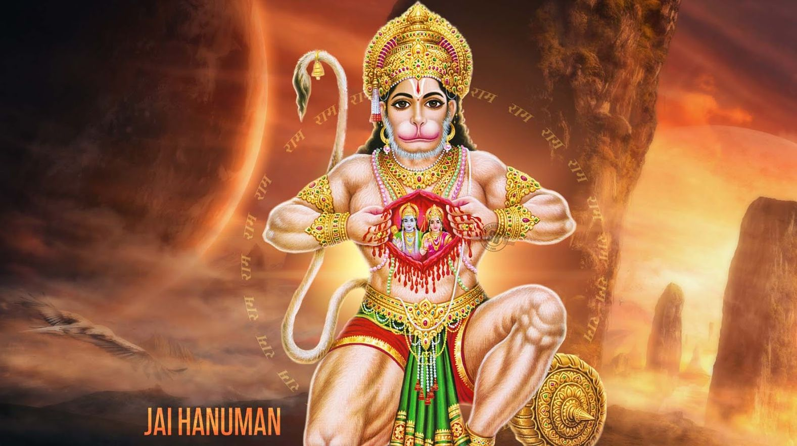 Lord Hanuman Photos & HD Hanuman Images Free Download