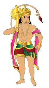 Jay Veer Hanuman Ji Photo Wallpaper