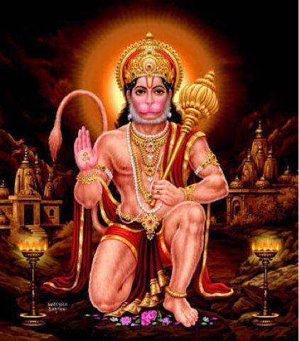 Ram Bhakt Hanuman Ji HD Image of Hanuman