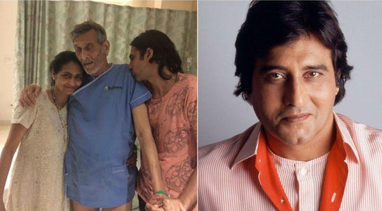 Vinod khanna Cancer