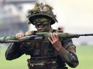 Big Salute to Indian Army