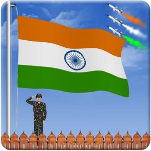 Indian Army Photos with Indian Flag Jay Hind