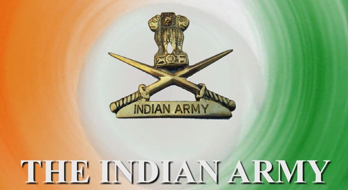 Indian Army Symbol Hd Wallpaper
