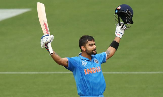 Information of Virat Kohli in Hindi