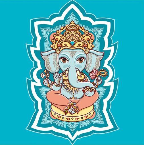Cute Bal Ganesha Images for Whatsapp