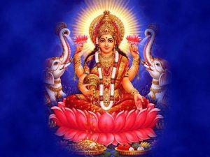 Dhan Ki Devi Lakshmi Image in HD