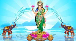 God Laxmi Wallpaper