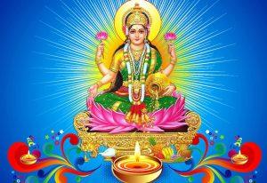 Goddess Laxmi Wallpapers
