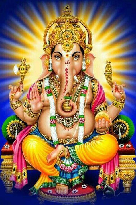 Images of God Ganesha