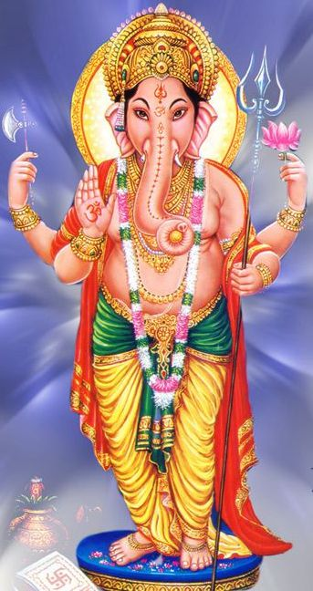 Indian Lord Ganesha Photos