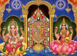 Lakshmi Ganesha Ji Picture HD