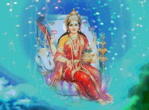 Lakshmi Goddess Photo