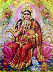 Lakshmi Wallpaper for Mobile