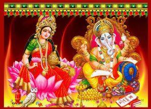 Laxmi Ganesh Ji Images