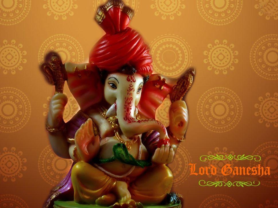Lord Ganesha Hd Images Free Online: Lord Ganesha Images & Beautiful Ganesha Ji Photos In HD