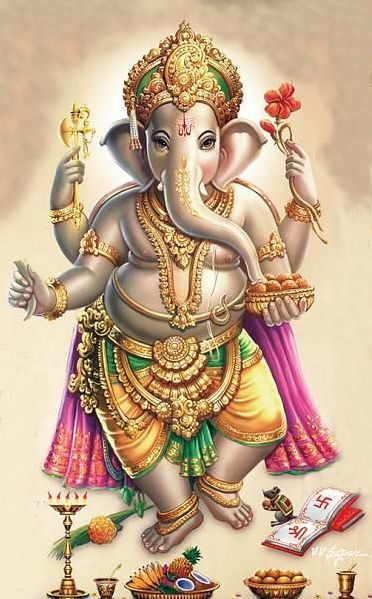 Lord Ganesha Mobile Wallpaper