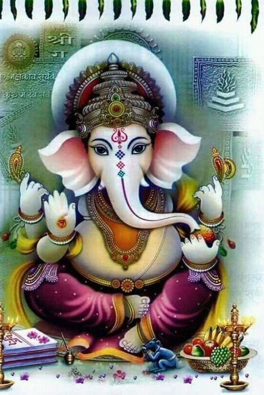 Lord Ganesha Wallpaper Download